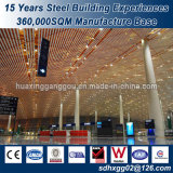 ASTM Material Fabricated Modular Light Steel Frame Structure Building Construction (Have Exported 200, 000ton)