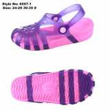 Jelly Color Crystal Kid Sandal Child Sandal for Children