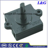 Home Appliance 4 Position Tuowei Micro Rotary Switch (B3200)