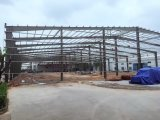 Cheap Personalized Space Frame Audi Steel Structure Prefabricated Car Workshop