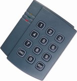 13.56MHz IC Smart Card Standalone Access Control Keypad Access Controller