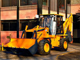 Good Price 8 Ton 100HP Backhoe Loader Tractor for Sale
