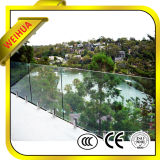 Wholesale Clear Balustrade Laminated Glass for Building Manufacturer