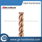 CNC Tungsten Carbide Square End Mill Cutting Tools HRC55