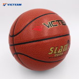 High Quality PU Laminated Basketball for Exercise