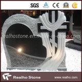 Western Back Granite Tombstone
