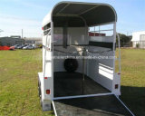 Economy Straight Load 2 Horse Trailer/Horse Floats (OEM Accepted)