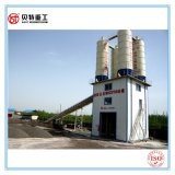 25m3/H Priced Concrete Mixer Batching Plant with Overseas Service