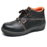 Hot Selling Cheap Genuine Leather Steel Toe Safety Shoes with Ce S3 S1p
