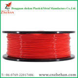Wholesale 1.75mm 3mm 3D PLA Filament for 3D Printer with Desiccant Packing