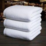 Wholesale Cotton Fabric Plain White Towels for Hotel