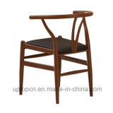 Famous New Leather Metal Y Chair (SP-LC288)