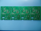 Double Sided PCB Mass Production 1.6mm Thick HASL Pb Free at Competitive Price