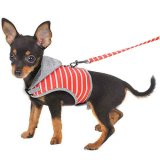 Wholesale Custom Striped Pet Clothes