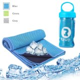 Sports Use Super Cool PVA Material Fitness Cooling Towel
