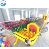 Indoor Playground&Inflatable Obstacle