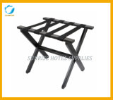 Folding Hotel Wooden Luggage Rack