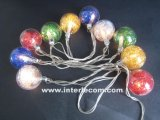 Plastic Christmas Decoration Light with LED (IL10924G8)