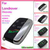 Samrt Remote Car Key for Auto Land Rover with 5 Buttons 434MHz