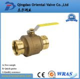 Made in Valogin Top Quality Best Price Ce Brass Ball Valve for Industry
