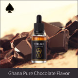 100% Pure Ghana Chocolate Flavor E Cigratte Refill Liquid British Style for Smoking Vaping 3mg
