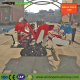 4lz-0.8 Personal Use Mini Combine Harvester with Manual Tank