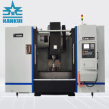Vmc600L Ce High Precision3 Axis 4 Axis CNC Vertical Milling Machine