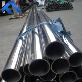Factory Polished Welded Round Tube 45*2.0*6000mm, Wenzhou Kaifu Manufacturer 304 Stainless Steel Pipe