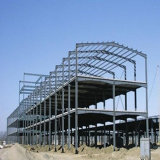 3 Storey Multi-Storey Steel Structure Building