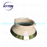 High Manganese Wear Liner Mantle Concave Suit Telsmith T400 Cone Crusher Wear Parts