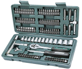 "130PCS 1/4"" Dr. Socket Set"