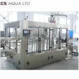 Juice Carbonated Soft Drink Soda Water Bottle Washing Filling Capping Labeling Packing Machine