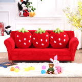Hot Strawberry Bedroom Fashion Kids Furniture (SXBB-281-4)