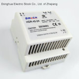45W AC to DC 100-240VAC to 24VDC 2A DIN Rail Switch Power Supply Hdr-45-24 Ce RoHS ERP ISO9001