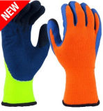 Heat & Cold Resistant High with Latex Coated Safety Gloves
