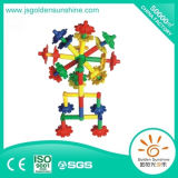 Children′s Toy Plastic Block in Domino Design with CE/ISO Certificate