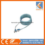 Ke R2 RCA Cable High Performance OFC Audio Cable
