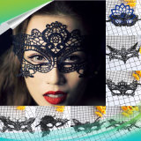 Lace Lady Halloween Carnival Sexy Costume Party Mask