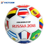 World Cup Country Flag Football Ball for Promotion