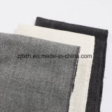 Polyester Linen Viscose Cotton Blend Woven Upholstery Jacquard Fabric for Furniture