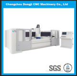 Horizontal CNC 3-Axis Special Shape Glass Edging Machine