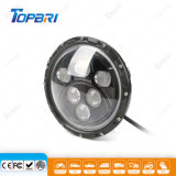 7inch 60W LED 4X4 Offroad Headlight with Halo Ring