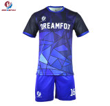Wholesale Cheap Sublimation 100% Polyester Soccer Jersey Football Shirt