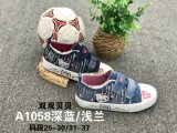 Hot Selling Jean Style Comfortable Child Shoes Baby Shoes Kids Shoes