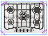 Stainless Steel Gas Hob Home Kitchen (JZS5832)