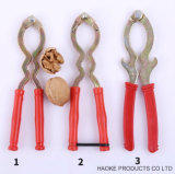 Hot Sale Walnut Clip Nut Cracker (WNC-2) , Galvanized Surface, Good Price Fruit and Vegetable Tools