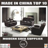 Functional Recliner Genuine Leather Sofa for Home Use