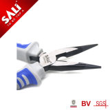 Professional More Sharp Nickel-Plated Fast Cutting Long Nose Pliers