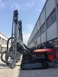 Crawler Hydraulic Down The Hole Drill Rig with Dust Collector Made by Atlas Copco