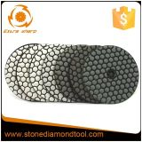 Stone/ Granite/Marble/Concrete Dry Flexible Polishing Pads